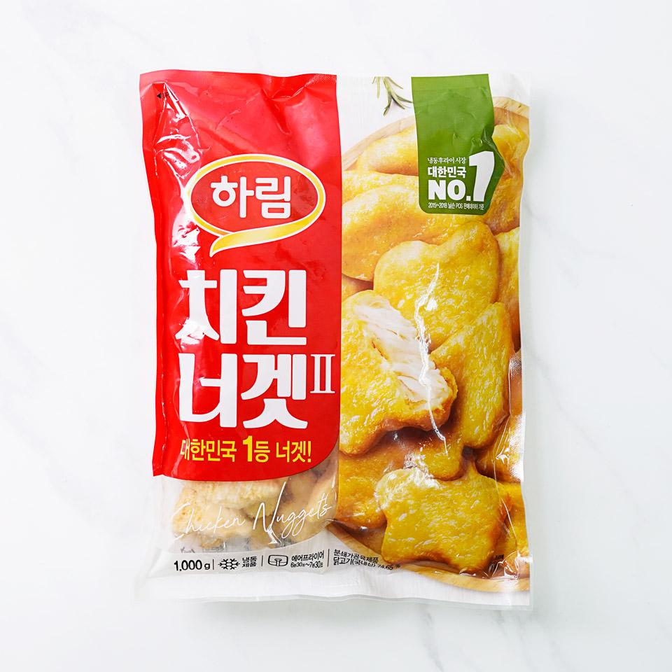 하림)치킨너겟 대용량
