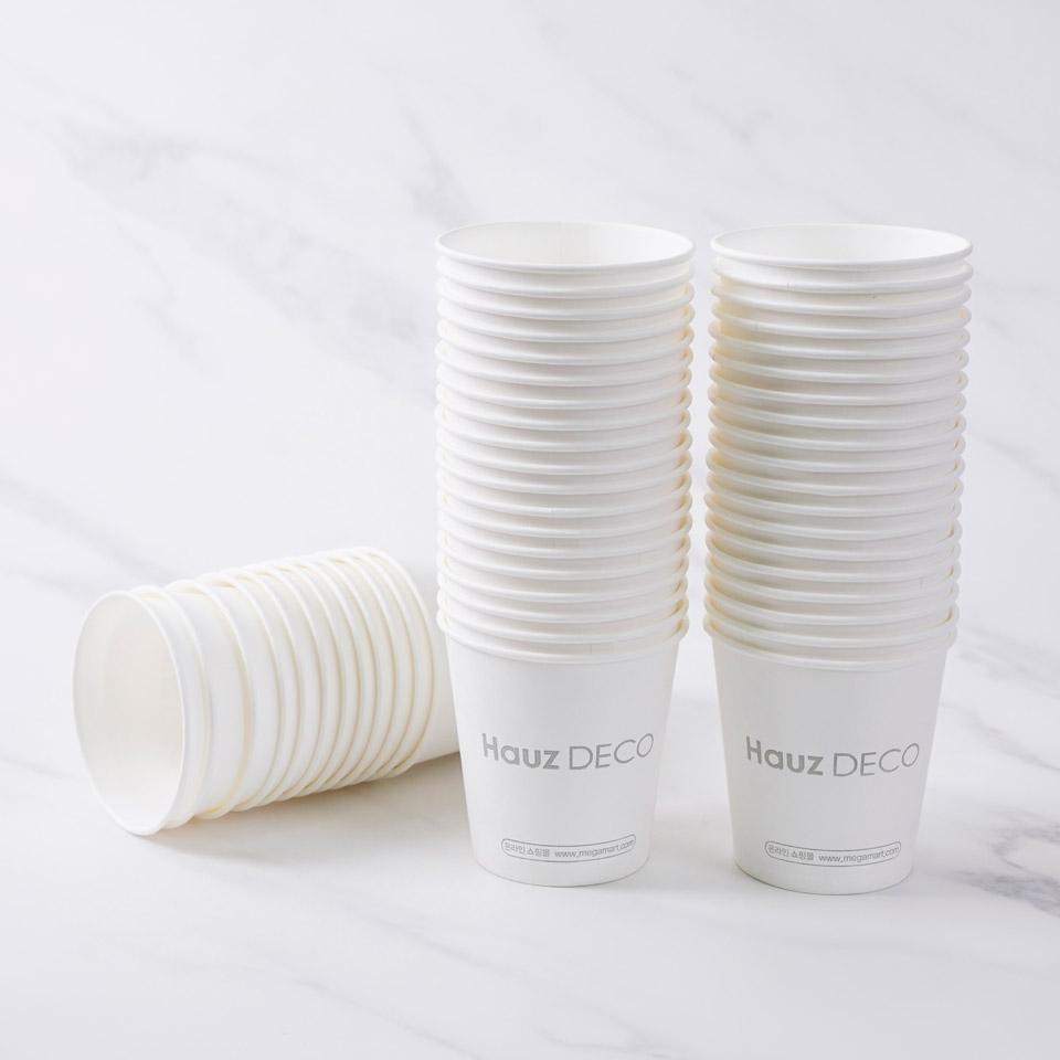 하우즈데코 종이컵